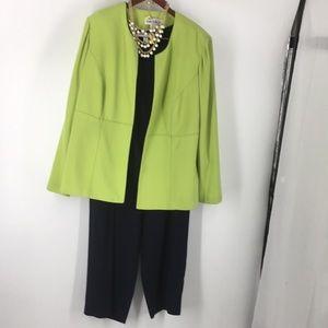 Danny & Nicole 3 Piece Plus Size Wardrobe ( K2027)